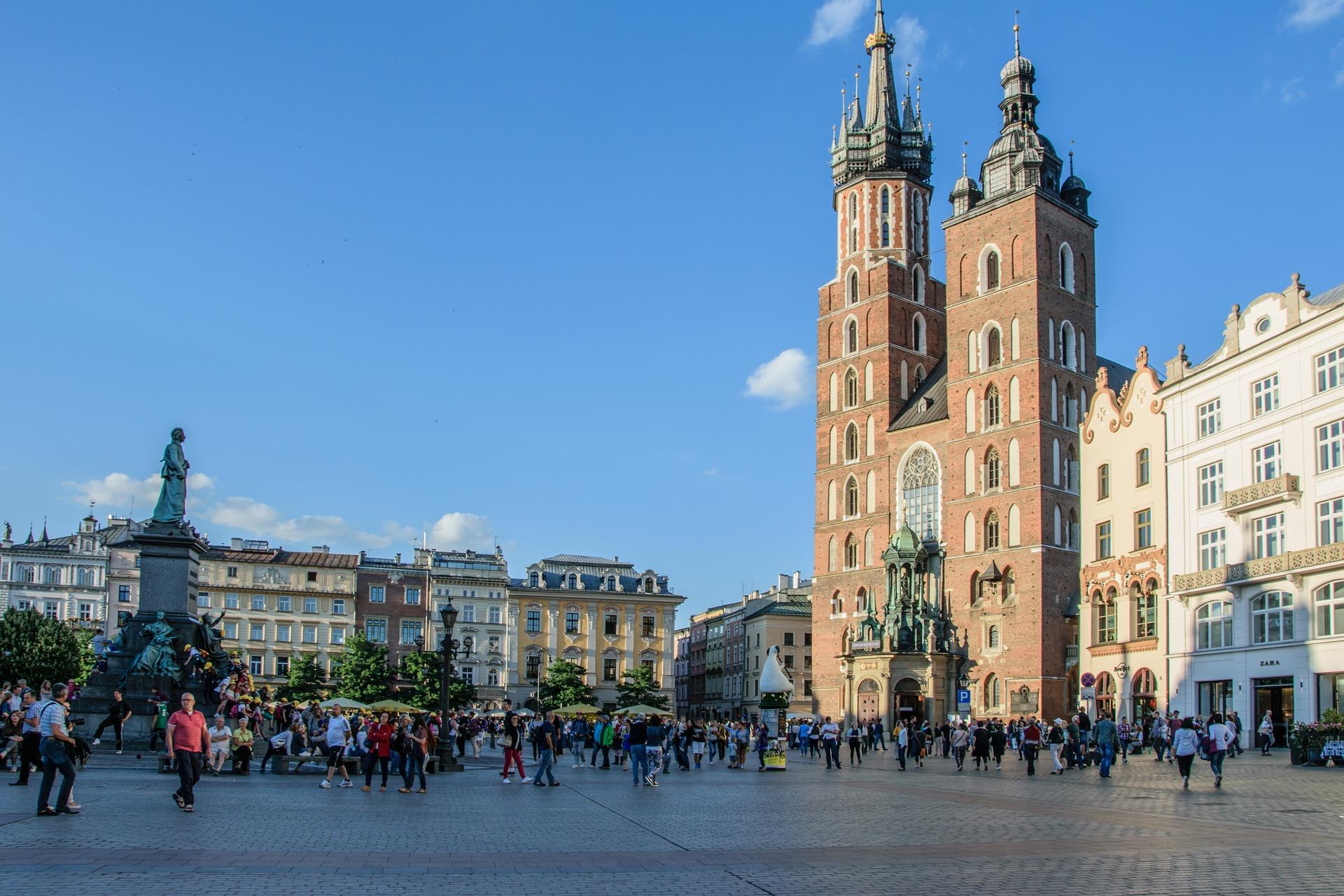 Gdzie wysłać pozew o rozwód w Krakowie