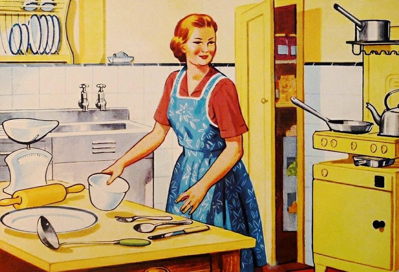 Prowadzennie gospodarstwa domowego a alimenty